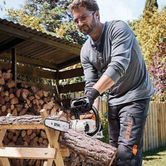 Pilarki spalinowe do prac wokół domu i w ogrodzie